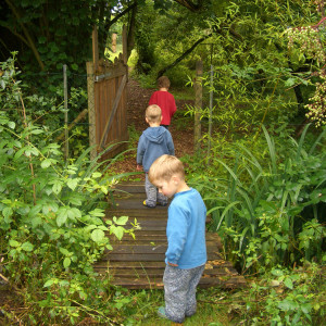 Kindergarten Hof loenne-tiekmann Wald